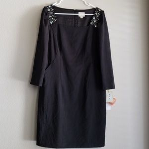 ECI New York dress black size 12